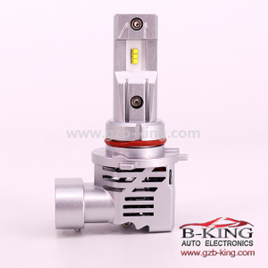 M3 haogen bulb size 9005 6000lm car zes led headlight