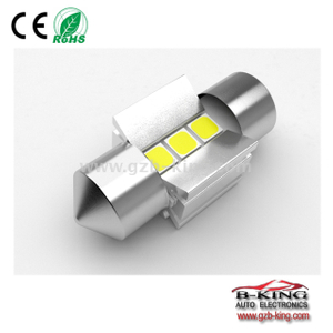 Canbus Epistar cree led festoon 28/29/31/36/39/41/44mm Festoon led reading license plate Light