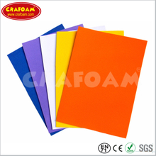 Flocking EVA Foam Sheets