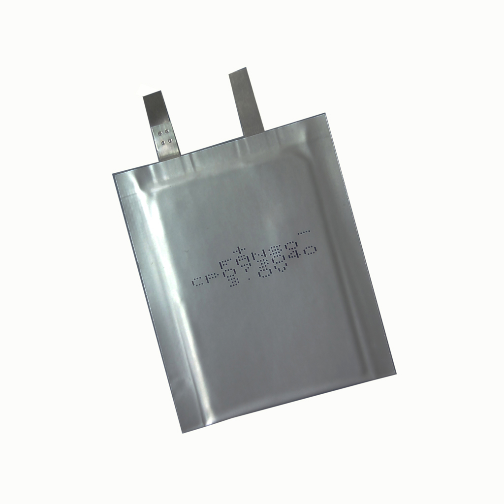 Ultra thin Li-MnO2 battery CP073040 3V 50mAh