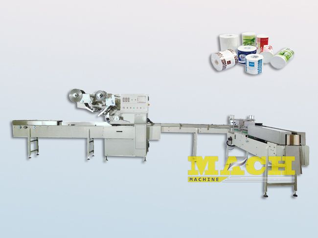 Automatic Kitchen Paper Towel Packing Machine