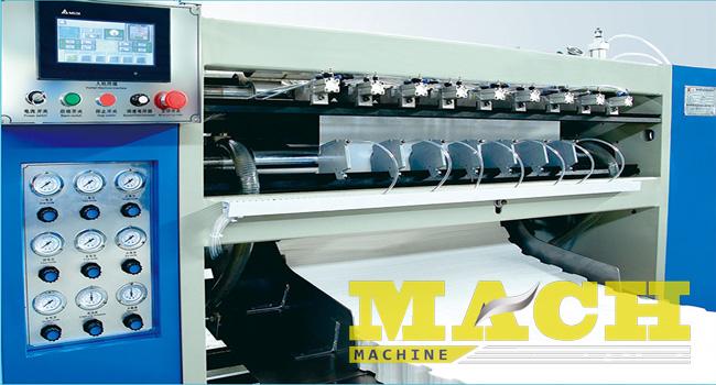 New Type High Speed Facial Tissue Making Machine
