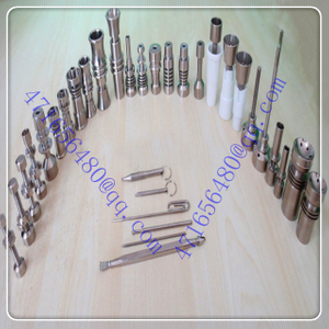 titanium nails /intelle Domeless Nail smoking