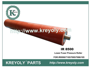 New IR 8500 Lower Fuser Pressure Roller for Canon Copier