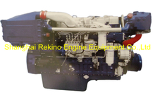 375HP 1800RPM Yuchai marine propulsion diesel boat main engine (YC6TK375C)