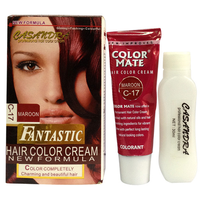 2016 Fantastic House-Use No Damage Hair Dye