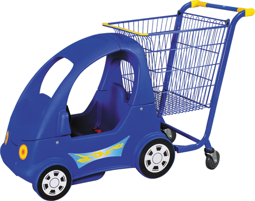 YRD-E4 Kid Shopping Trolley3