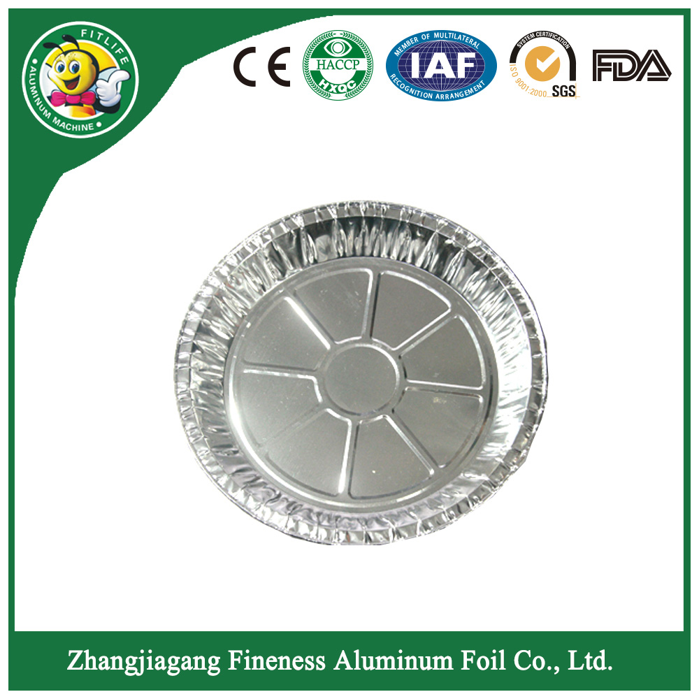 Alumium Foil Cassrole Box for Fast Food Packing