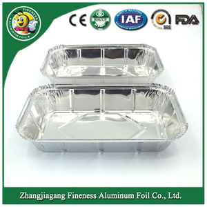 Soft Coated Multi-Function Aluminum Insulated Food Container with Lids