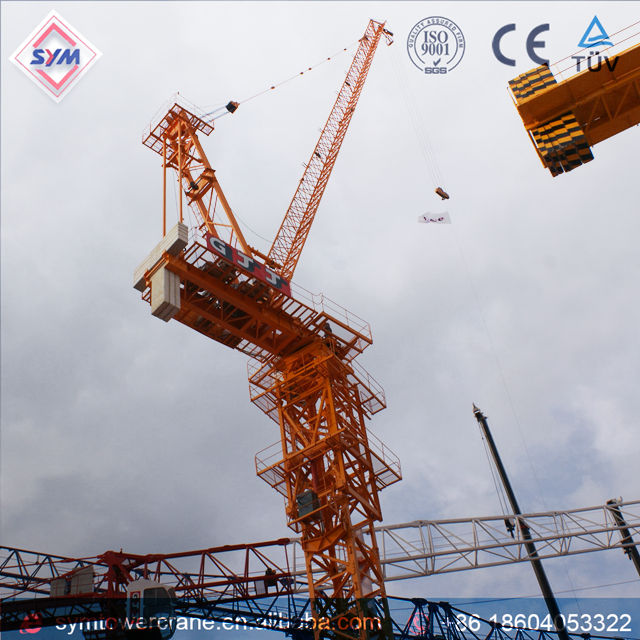 FL20/30 Chinese Manufactured Luffing Jib Tower Crane