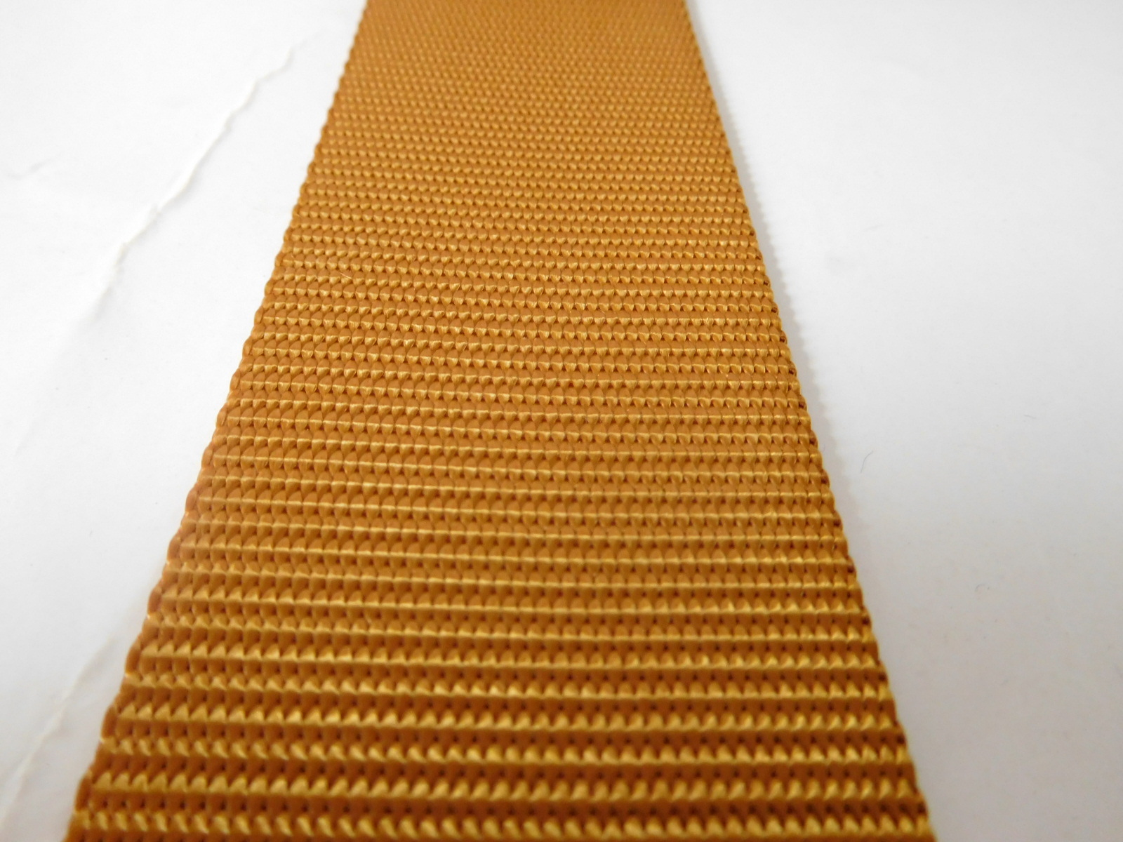 50mm brown polyester webbing for car safety belt