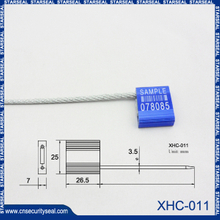 Barcode cable seals