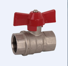 Full Port Ball Valve with Union Connection