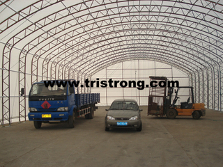 Super Large Shelter, Super Large Tent, Warehouse, Workshop (TSU-49115)
