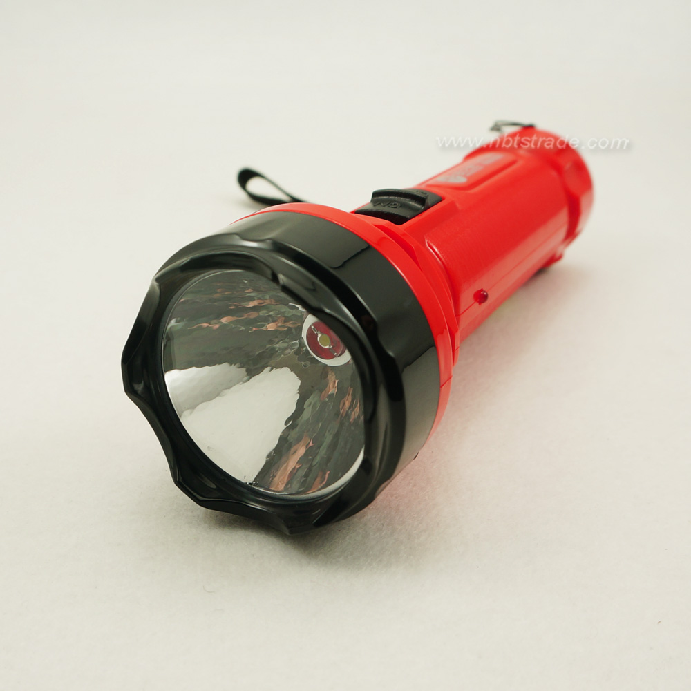 Rechargeable LED Torch Direct Charging Flashlight