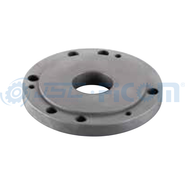 Flange for HV-series