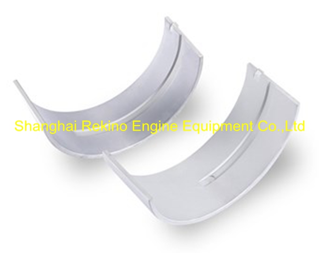Zichai engine parts 5210 6210 8210 lower upper bearing 210-06-003 210-06-004A