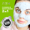 Pore Deep Cleaning Moisturizing Bubble Facial Mask