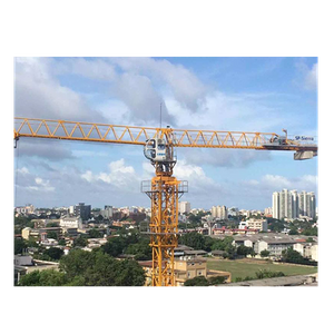 H336B Chinese Manufactured Hammerhead Tower Crane