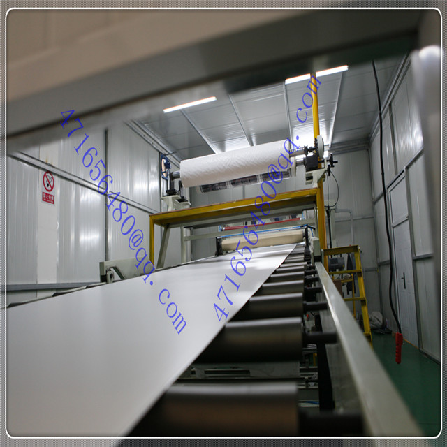 polycarbonate solid sheet for passages