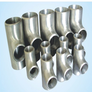 Titanium connector bend-elbow bend pipe