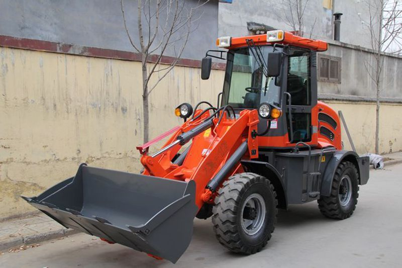 1.2 Ton Small Wheel Loader ZL12
