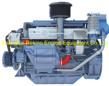 142HP 1800RPM Weichai Deutz marine propulsion boat diesel engine (WP6C142-18)