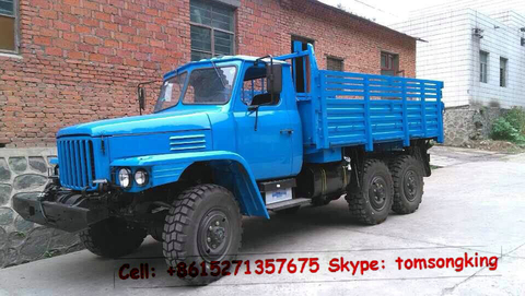 dongfeng offroad 6x6 CargoTruck