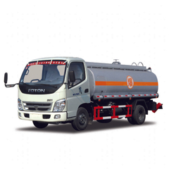 8000L 160HP Foton Refuel Truck for sale