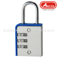 Zinc Alloy Combination Padlock (510)