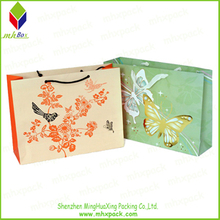 Promotion Packaging Paper Gift Shopping Bag