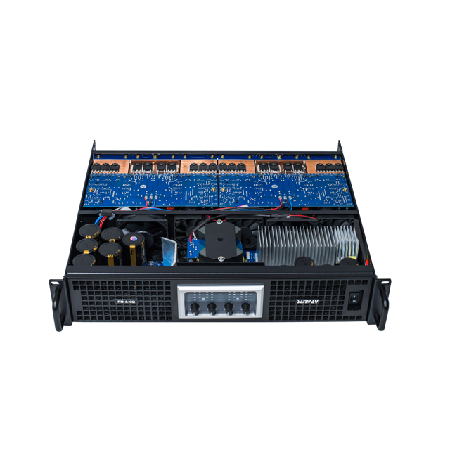 FB 24KQ 4 CH Karaoke Mixer Amplifier
