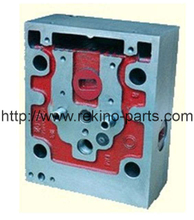 Marine cylinder head 160A.03.45C 160A.03.41 for Weichai engine parts Power 6160A X6160Z R6160