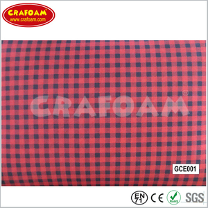 Grid Fabric EVA Foam Sheet
