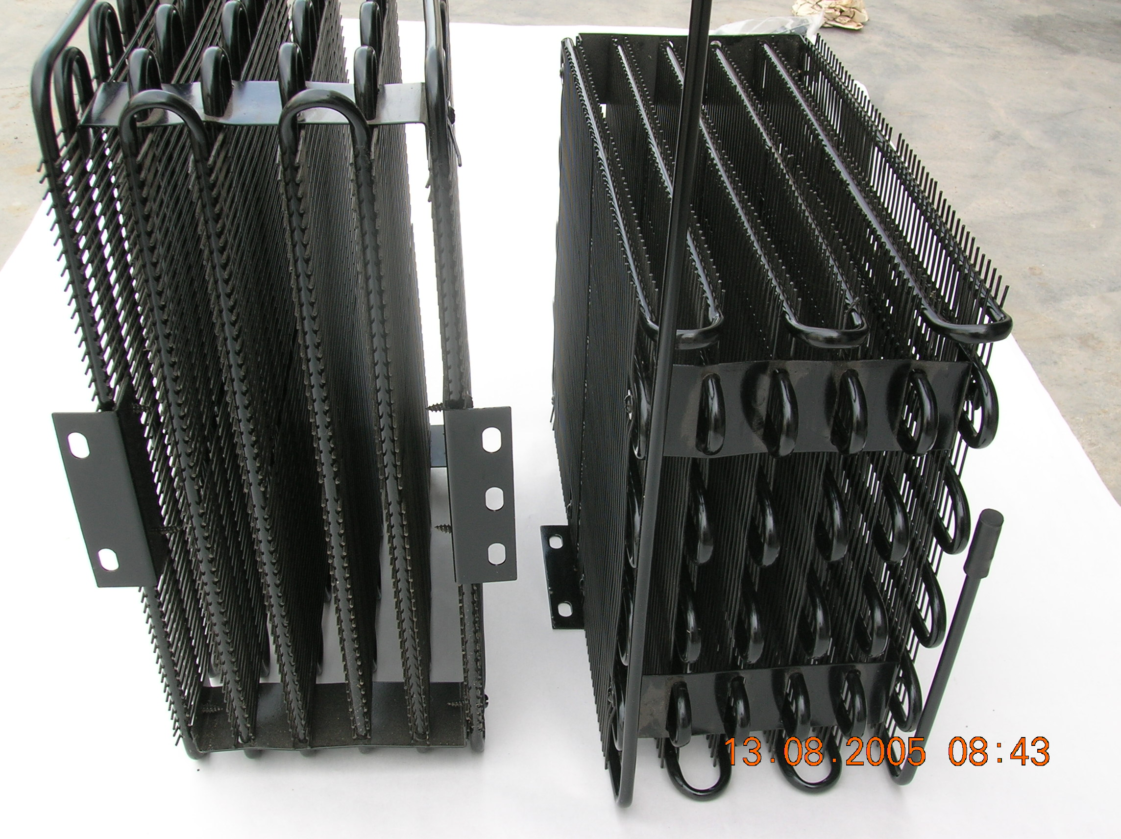Industrial Wire On Tube Freezer Condenser Buy Industrial