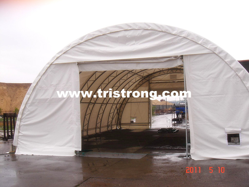 Portable Warehouse, Large Shelter (TSU-3040)