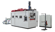 MX-12G Servo High Speed Thermoforming Machine (Larger version)