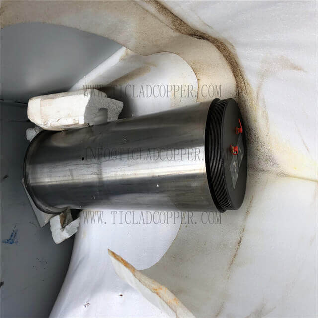 PULLEY SPINDLE FOR CROWN BLOCK