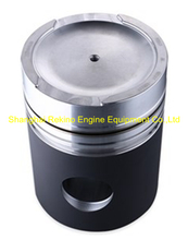 One-piece piston C62.04.02.0001 for Weichai engine parts CW200 CW6200 CW8200