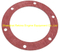 N.09A.007 intake pipe gasket Ningdong engine part for N160 N6160 N8160