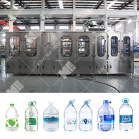 3L-10L Mineral Water Filling Machine