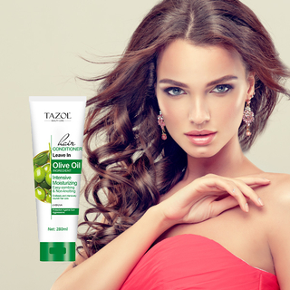2016 Tazol Leav in Olive Oil Hair Conditioner