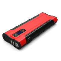 New 18000mAh quick charge portable car Jump Starter for gasoline7.5L and diesel 4.0L