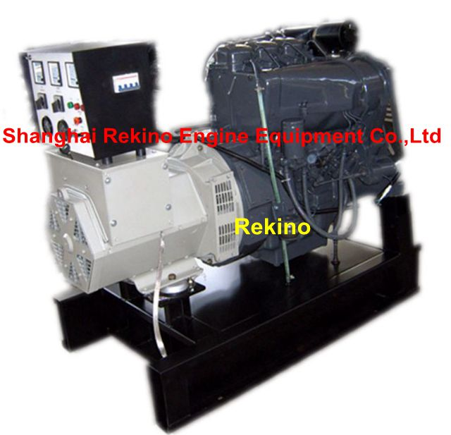 Deutz F2L912 F3L912 F4L912 F4L912T F6L912 Air-cooled diesel engine for 50HZ generator set
