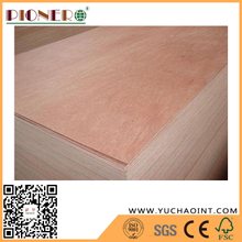 Hot Sale Bb/Cc Grade Bintangor Commercial Plywood