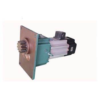 Heavy Duty Crane Traveling Motor With Reducer