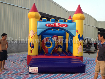 RB1018-2 (3.5x3x3m) Inflatable bouncer