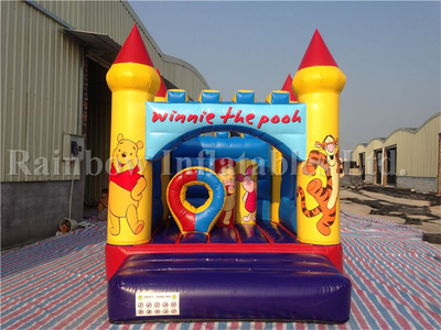 RB1018-1(3.5x3x3m) Inflatable bouncer