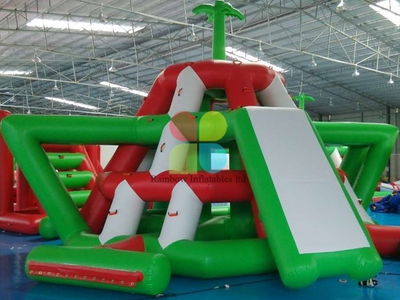 Inflatable water park equipment, giant inflatable water park games for adulte RB32073