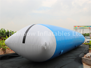 RB31048-4( 12x3m ) Inflatable blob jump For Outdoor water Game